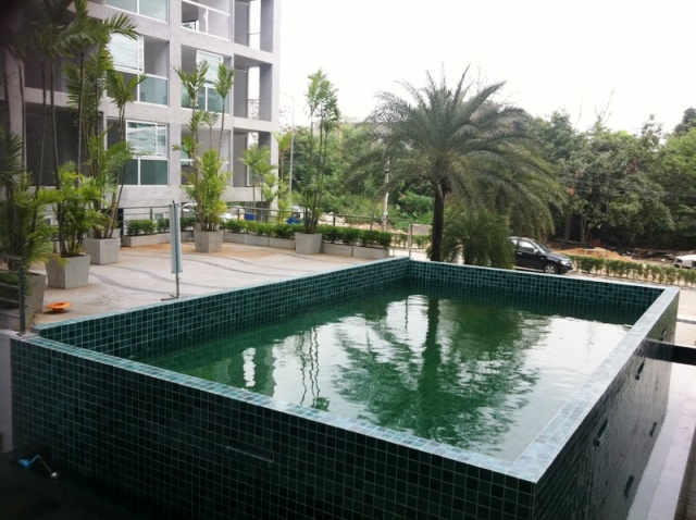 Park Royal: 1 Bedroom Condo for rent in Pratamnak Hill  ฿40,000 per month