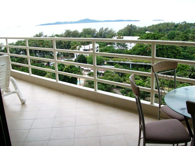 Viewtalay 5 C: Studio Condo for rent in Dongtan Beach ฿27,000 per month