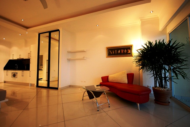 Viewtalay 3: Studio Condo for sale in Pratamnak Hill  ฿3,700,000