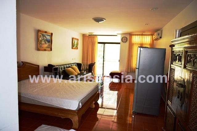 2 bedrooms condo for sale in jomtien