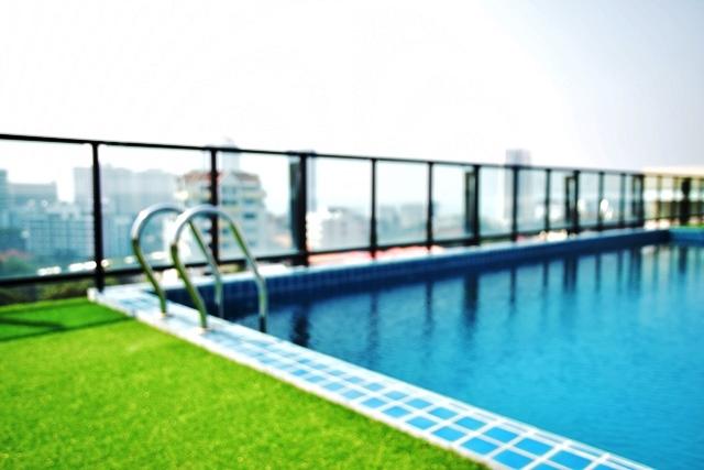 2 Bedroom 2 Bathroom: 2 Bedrooms Condo for sale in Pratamnak Hill  ฿2,950,000